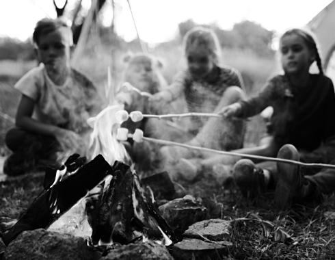 Детские праздники с шашлыками и маршмеллоу